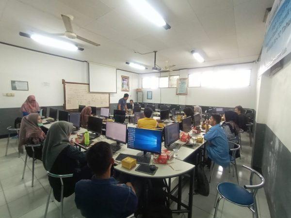Pembukaan Pelatihan dan Uji Kompetensi Rekayasa Perangkat Lunak (RPL) dan Jaringan Komputer