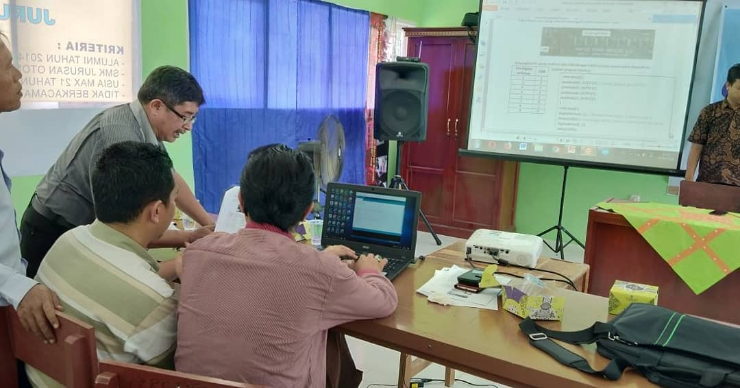 """Tingkatkan Kualitas """"Belajar dari Rumah"""", ITP Akan Beri Pelatihan Blended Learning ke Guru SMA/SMK se-Sumbar"""